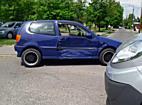 Kiüttette magát a Volkswagen Miskolcon - boon.hu
