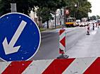 Reggeli forgalom a József Attila utcán Miskolcon I. - boon.hu