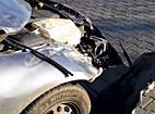 Teherautó alá hajtott egy Mazda Miskolcon - boon.hu