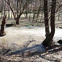 Gyönyörű és félelmetes az áradó Szinva I. - boon.hu
