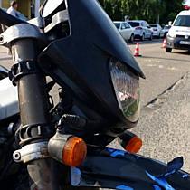 Fiatba csapódott a cross motoros Kistokajban - boon.hu