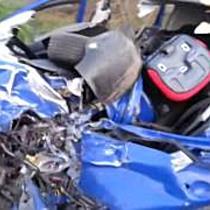 Súlyos baleset Tiszapalkonyánál - boon.hi