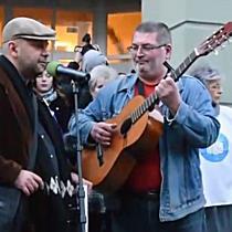 Demonstráció Miskolcon, a Hermannál III. - boon.hu