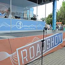 Morning Show Rádió 1 a Szent István téren - boon.hu