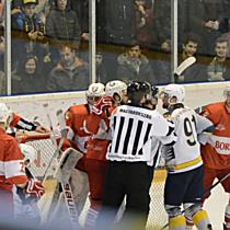 DVTK Jegesmedvék MAC Budapest MOL liga jégkorong döntő - boon.hu