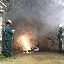 VII. Fazola-napok - Szikrák, tűz, kalapács, kohó II. - boon.hu