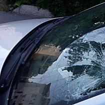 Kerépáros baleset Miskolcon