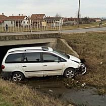 Patakba esett egy Volkswagen Boldván II. - boon.hu