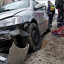 Felborult egy Opel Hernádnémetiben – boon.hu