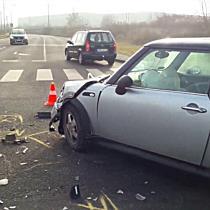 Hárman sérültek meg a miskolci balesetben - boon.hu