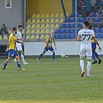 mezőkövesd szombathely NBI focimeccs - boon.hu