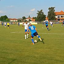 Edelény Bogács foci