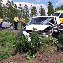 Halálos baleset a 37-es főúton Bekecsnél - boon.hu