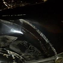 Kamion oldalába rohant egy Fiat Miskolc mellett - boon.hu