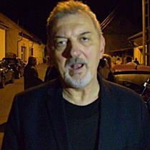 A művese állomásért demonstráltak Szikszón, Koncz Ferenc nyilatkozata - boon.hu