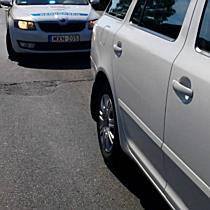 Renault-ba hajtott egy Skoda Miskolcon - boon.hu