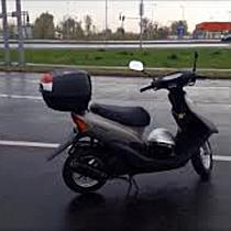 Autónak motorozott sávváltás közben Miskolcon - boon.hu