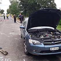 Halálos baleset a 37-es főúton Szeginél - boon.hu