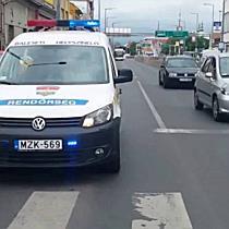 Opelbe rontott a Citroen Miskolcon - boon.hu