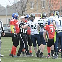 Miskolc Steelers vs. Budapest Cowbells I. - boon.hu