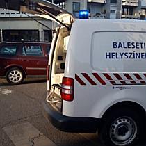 Fél frontális ütközés Miskolcon - boon.hu