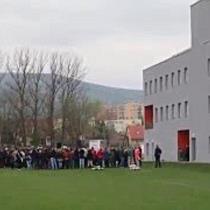 Elkészült az edzőközpont főépülete Diósgyőrben II. - boon.hu