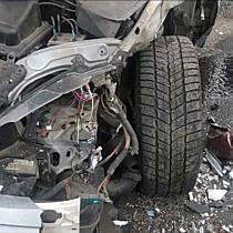 Francia autók ütköztek Miskolcon - boon.hu