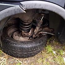 Kereke tört ki az Opelnek a miskolci balesetben - boon.hu
