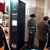 Katonai kiállítás nyílt meg az Egyetemen - boon.hu