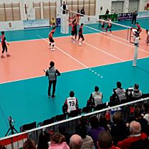 Férfi röplabda EB selejtező - Magyarország vs. Svájc - boon.hu