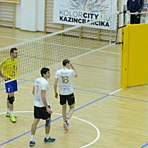 Vegyész RC Kranj (szlovén) röplabda Közép Európa Kupa meccs Don Bosco sportközpont - boon.hu