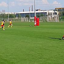 DVTK vs. Szt. Mihály női focimeccs
