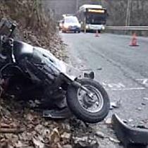 Motoros baleset Bükkszentlászlónál - boon.hu