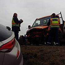 Halálos baleset a 3-as úton Méránál - boon.hu