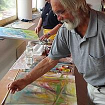 Hejcei művésztábor