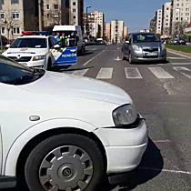 Toyota oldalának hajtott az Opel Miskolcon - boon.hu
