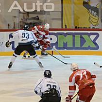 DVTK Jegesmedvék  Fehérvári Titánok jégkorong meccs - boon.hu
