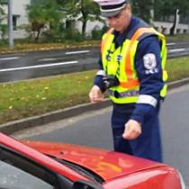 Suzuki elé szaladt egy gyalogos Miskolcon - boon.hu