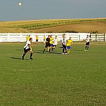 Gesztely - Bánhorváti megyei l-es focimeccs