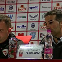 DVTK vs. Puskás Akadémia 18/19, Fernando Fernandez értékelése - boon.hu