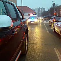 Skodát lökött meg egy Volkswagen Miskolcon - boon.hu