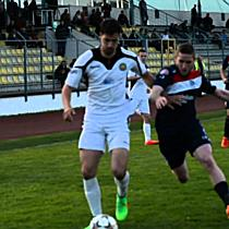 Termálfürdő FC Tiszaújváros vs. Putnok FC 2015/2016 - boon.hu