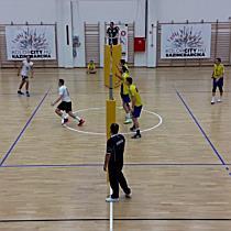 Vegyész vs. Debrecen férfi röplabda meccs