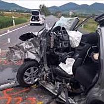 Tragédia a 37-es főúton Sátoraljaújhelynél - boon.hu