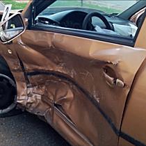 Öt embert vittek kórházba a felsőzsolcai baleset után - boon.hu