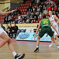Európa-bajnoki-selejtező: Magyarország vs. Litvánia I. - boon.hu