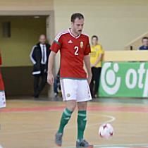 Magyarország vs. Franciaország férfi válogatott futsal meccs - boon.hu