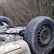 Fejre állt egy Opel a Harsányi úton - boon.hu