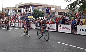 Triatlon Világkupa férfi mezőny