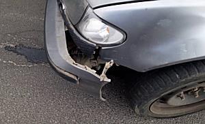 Renault-ba rontott a BMW Miskolcon - boon.hu